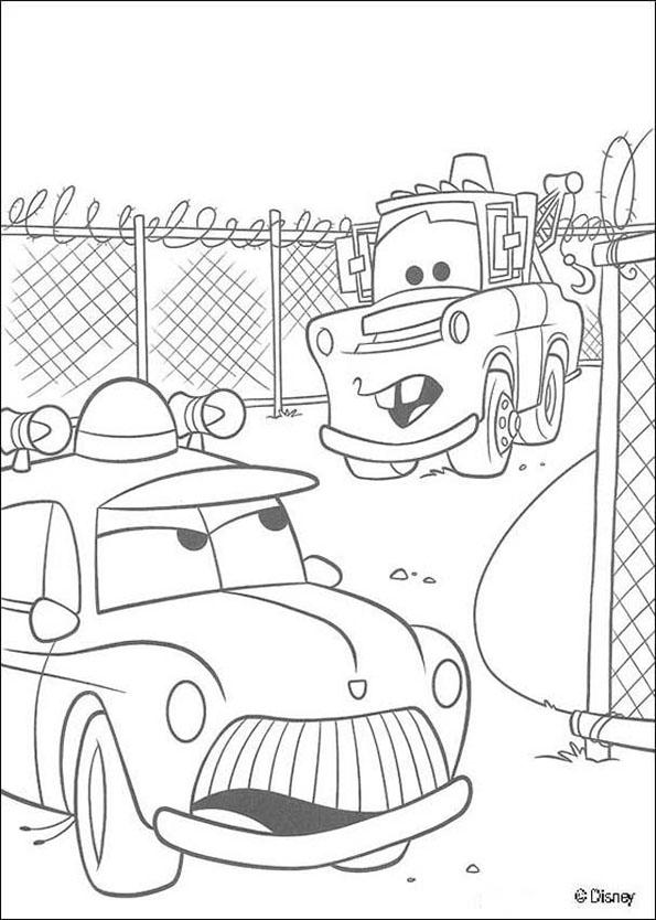 cars 3 ausdrucken