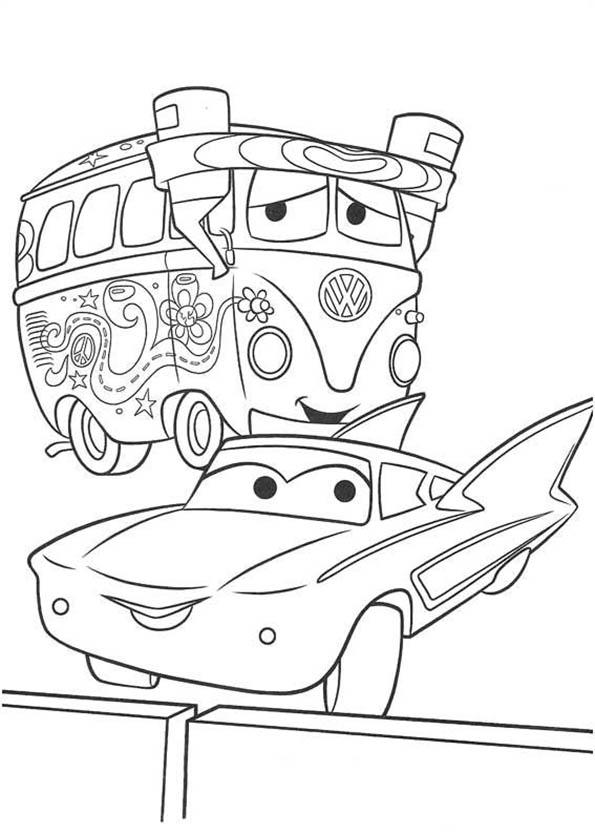 cars 12 ausmalen