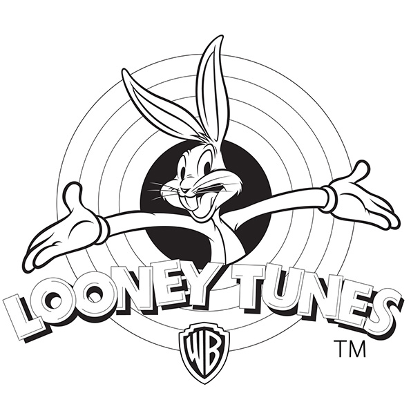 logo looney tunes