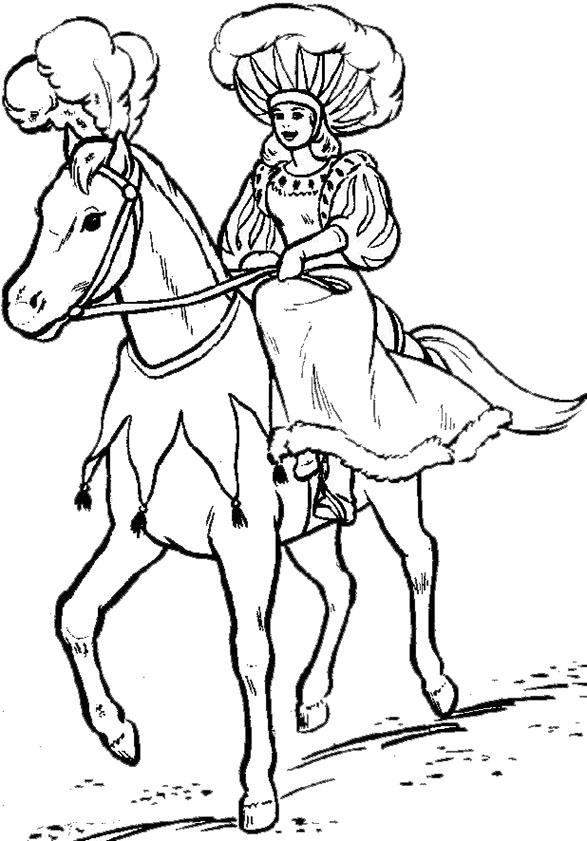 pferde mit reiter 3