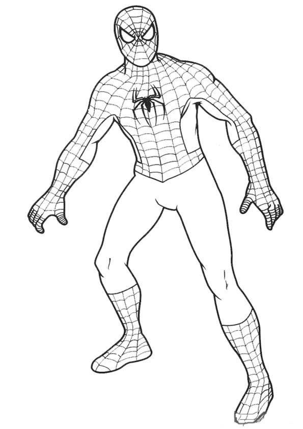 bilder von Spiderman 2