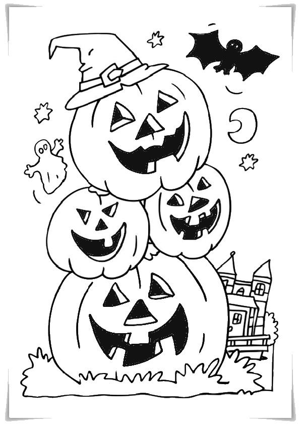 malvorlagen kostenlos halloween-3