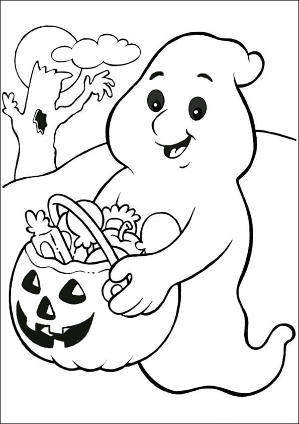 malvorlagen kostenlos halloween-7