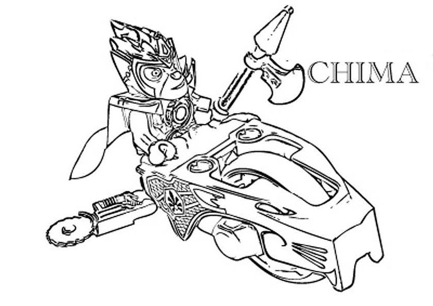 malvorlagen lego chima-2