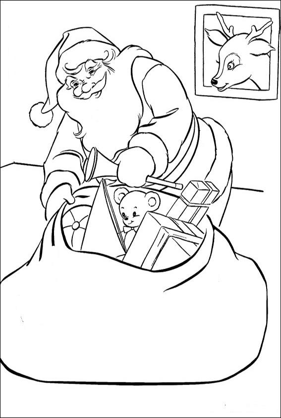 malvorlagen kostenlos  weihnachten-15
