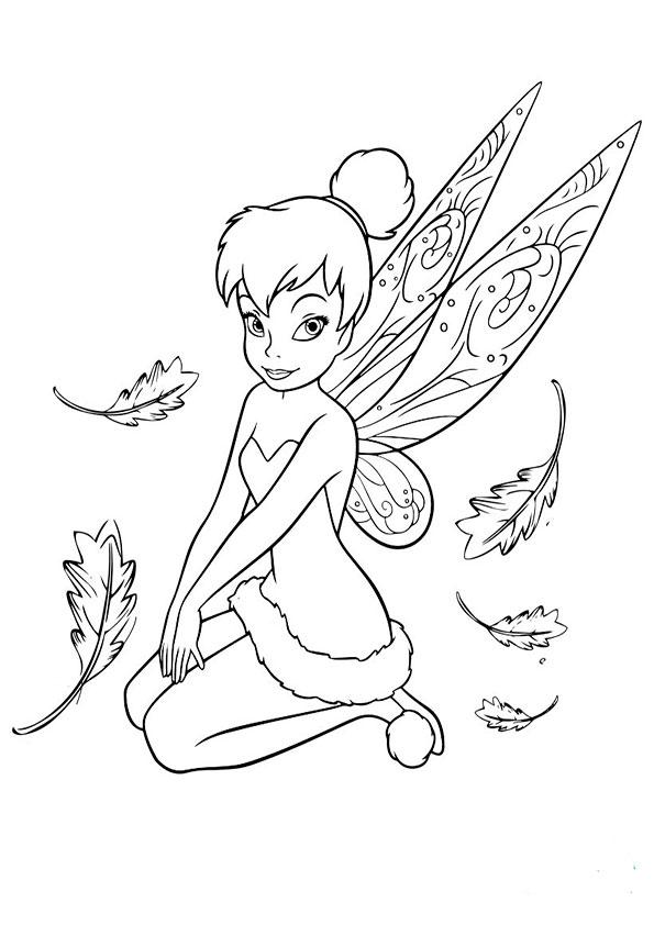 Malvorlagen Tinkerbell Kostenlos My Blog