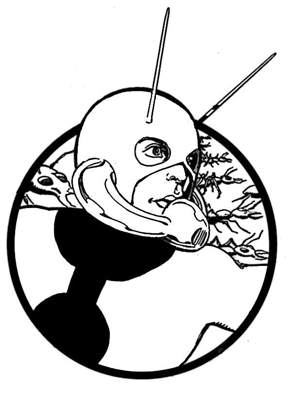malvorlagen ant- man-5