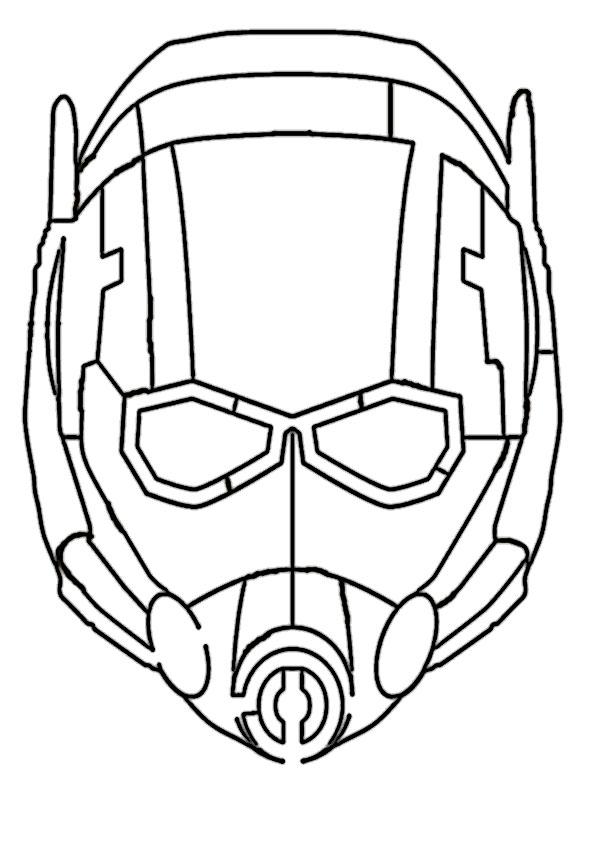 malvorlagen ant- man-3