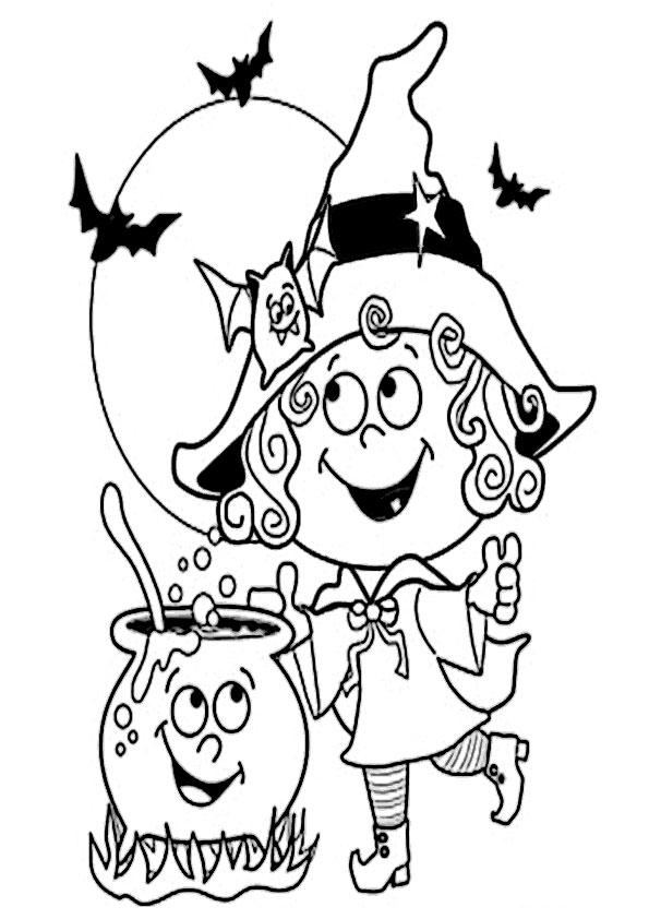 malvorlagen kostenlos halloween-13