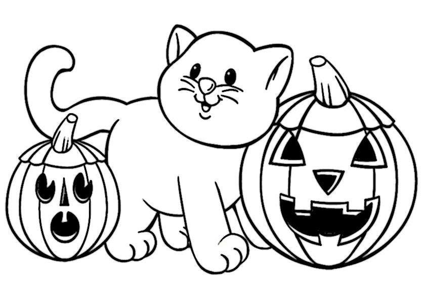 malvorlagen kostenlos halloween-15