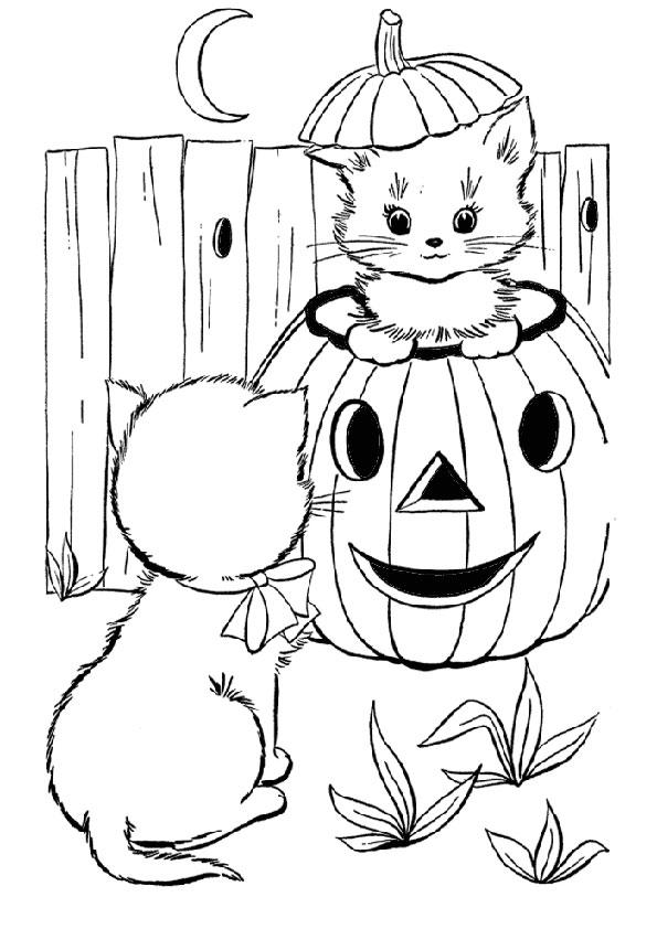 malvorlagen kostenlos halloween-18
