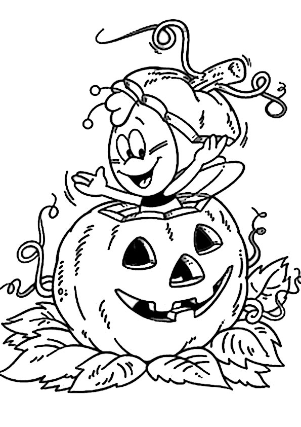 malvorlagen kostenlos halloween-28