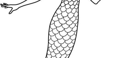 malvorlagen kostenlos meerjungfrauen -9