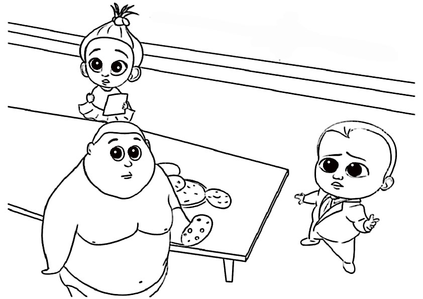 malvorlagen kostenlos the boss baby -3