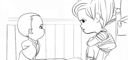 malvorlagen kostenlos the boss baby -9