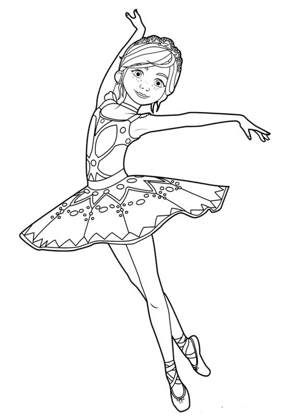 malvorlagen kostenlos ballerina-6