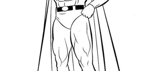 malvorlagen kostenlos superman-5