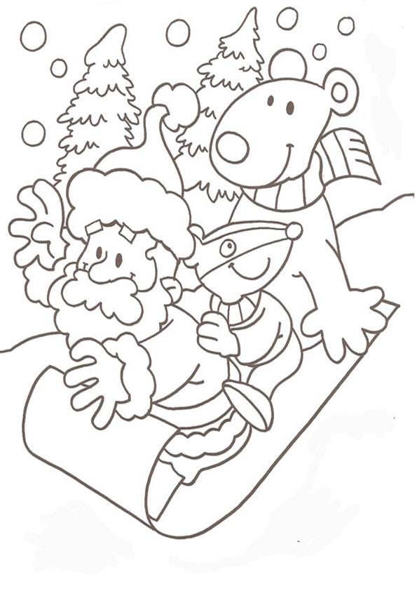 malvorlagen kostenlos weihnachten-28