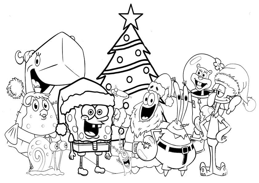 malvorlagen kostenlos weihnachten-35
