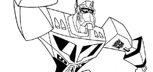 malvorlagen kostenlos transformers -5