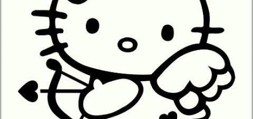 mavorlagen kostenlos Hello Kitty-11