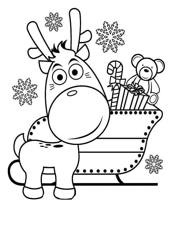 malvorlagen kostenlos weihnachten-37