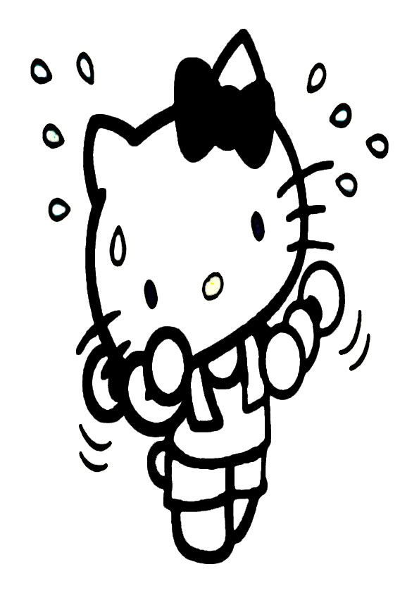 malvorlagen kostenlos hello kitty-12