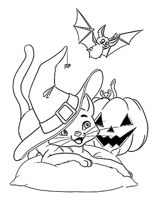 malvorlagen kostenlos  halloween-47